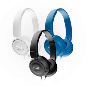 Fone Jbl T450 On Ear Cores Microfone Lançamento Jbl T 450