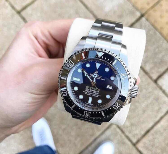 Rolex Deapsea ,automático,safira,acab Eta