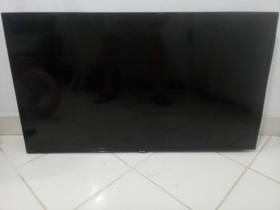 Smart Tv 40 Polegadas Samsung, Para Retirada De Peças