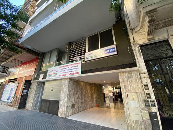 Venta De Monoambiente En Villa Crespo Muy Amplio A Estrenar Y Luminoso