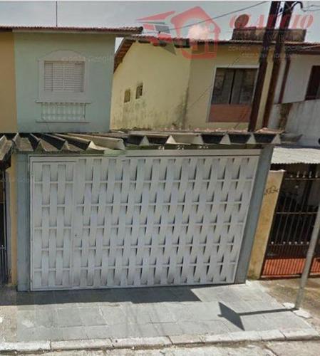 Sobrado Para Venda Em Taboão Da Serra, Jardim Ouro Preto, 2 Dormitórios, 1 Banheiro, 2 Vagas - So0444_1-1010175