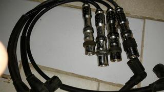 Cables Bujias Volkswagen Fox, Polo, Crossfox, Seat Ibiza
