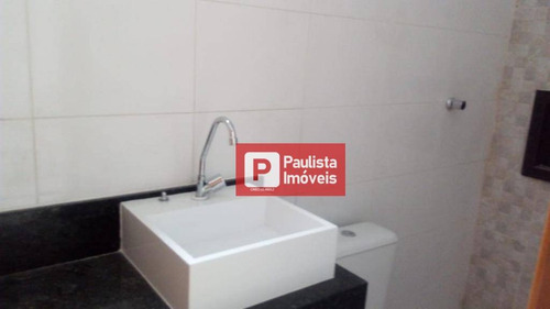 Sobrado À Venda, 100 M² Por R$ 550.000,00 - Campo Grande - São Paulo/sp - So3118