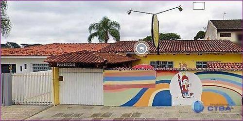Residência Térrea Com 6 Dormitórios À Venda Por R$ 789.000 - Boa Vista - Curitiba/pr - Ca0032