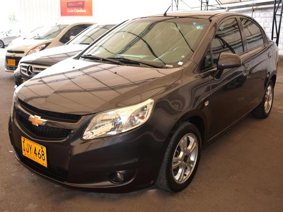 Chevrolet Sail Ltz 1.4 Mec 4p Fe Ijy468
