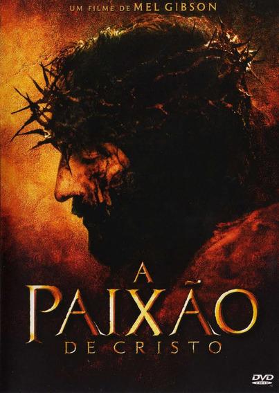 Dvd A Paixão De Cristo - Mel Gibson - Legendado Original