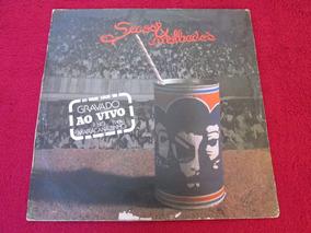 Lp Secos E Molhados Ao Vivo No Maracanazinho 1974