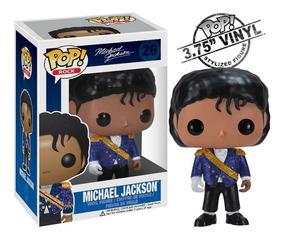 Funko Pop Rock Michael Jackson