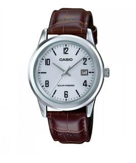 Reloj Casio Hombre Mtp-vs01l-7b2 Solar Watchcenter