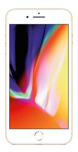Celular Smartphone Apple iPhone 8 Plus 128gb Dourado - 1 Chip