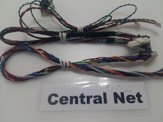 Cabo Tv Philips 43pfg5000/78 Acompanha Cabos C/botão Power