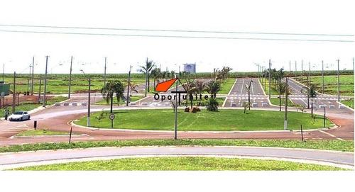 Terreno A Venda Parque Das Oliveiras Ii - Te0278