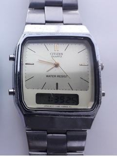 Funcionando Reloj Citizen Fabricado Japon Coleccion