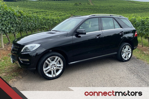 Mercedes-benz Ml350 Blueefficiency Sport 4matic - 2013