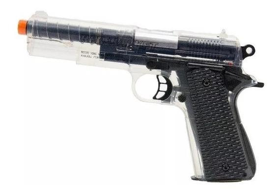 Pistola De Airsoft Red Jacket 1911 Bbs 6mm ¡envío Gratis!