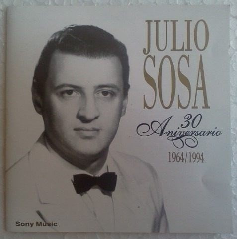 30 Aniversario (2cds) - Sosa Julio (cd)