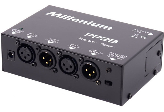 Phantom Power Supply Millenium Pp2b
