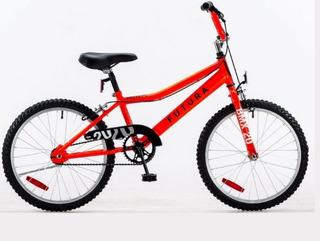 Bicicleta Futura Oversize Rodado 20 Bmx Cross Niños Nene