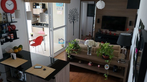 2 Dormitórios, Suite, Garagem, 64 Útil,  Próximo Metro Saúde    - Bi22336