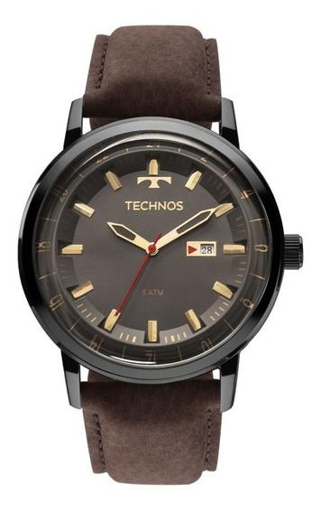 Relógio Technos Masculino Classic Golf 2115laq/2c Nfe