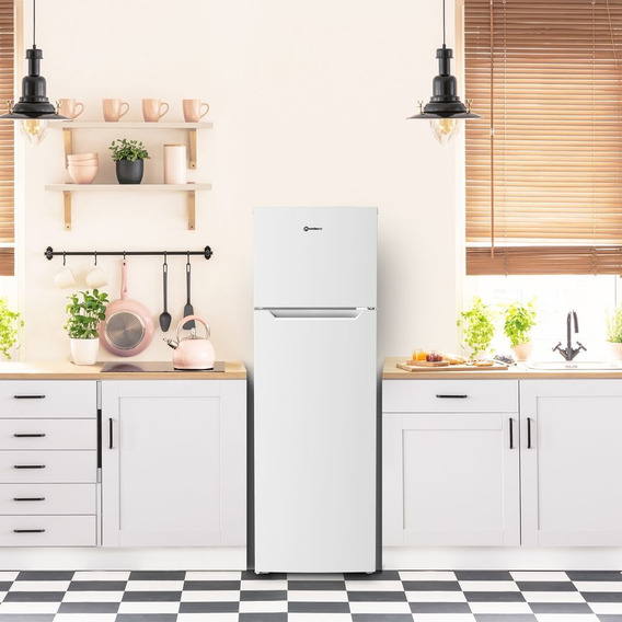 Refrigerador 198lt Nordik 2500 Mejor Conservacion