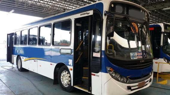 Ônibus Micrão Urbano 2010 Caio Mb Of 1418 33lug Ac 85