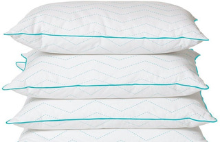 Pack 2 Almohada Sognare 100% Original King Size Firme