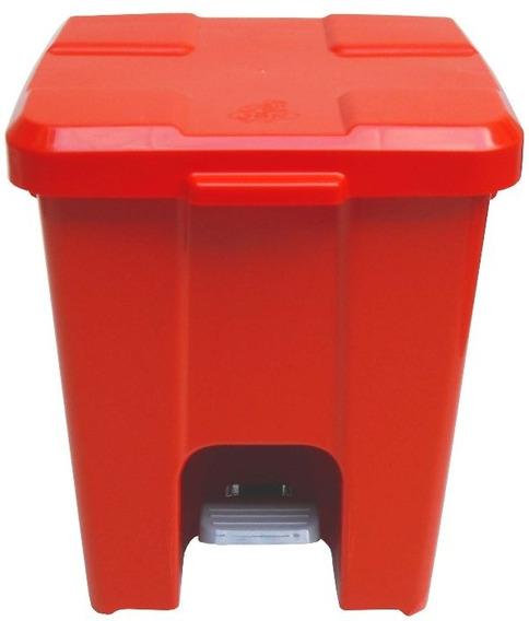 Cesto De Lixo 15 Litros Com Pedal