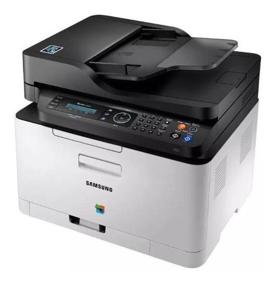 Impressora Samsung Multifuncional Laser Color Xpress
