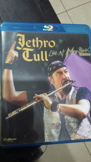 Blu Ray Jethro Tull Live At Montreux 2003