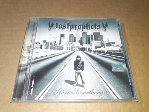 Lostprophets - Start Something (cd)