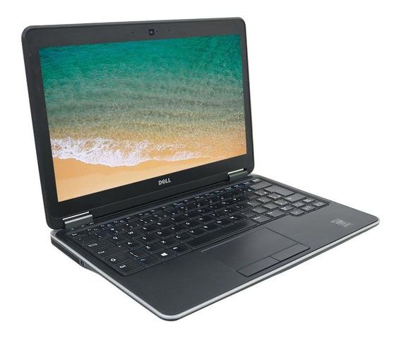 Notebook Dell Latitude E7240 I5 16gb 180gb M.sata - Usado