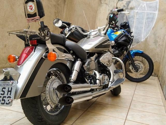 Honda Shadow Vt 750