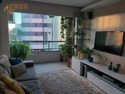 102m, Próximo Da Jaqueira, Condomínio Barato, 102m2 - Ap3648
