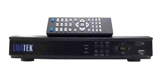 Receptor Drv Vídeo Câmera Segurança 8 Canais Via Internet Hd
