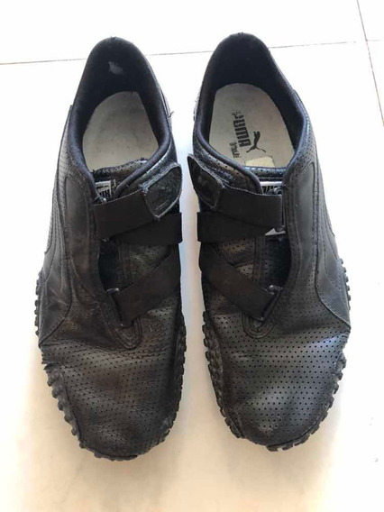 Zapatillas Puma Mostro Negras Talle Usa 10.5