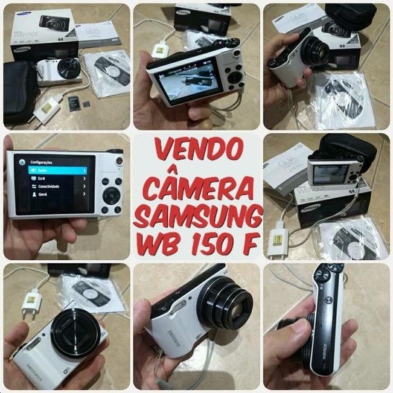 Câmera Samsung - Modelo Wb 150f