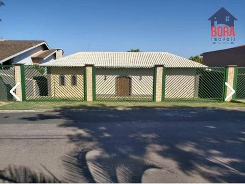 Imagem 1 de 18 de Casa Com 4 Dormitórios À Venda, 440 M² Por R$ 1.490.000,00 - Nirvana - Atibaia/sp - Ca0586