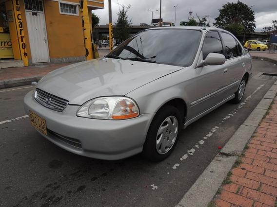 Honda Civic 1.600 Full Equipo