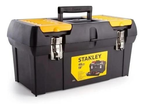 Caja De Herramientas Stanley Cierre Metalico 19 PuLG 19-013