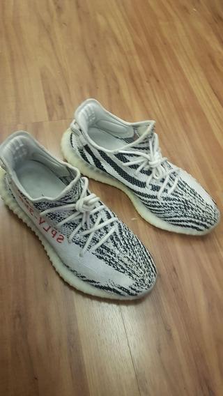 adidas Yeezy Zebra + Nmd