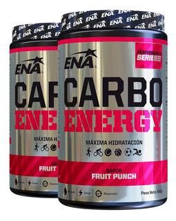 Carbo Energy Ena 540 Gr Bebiba Isotonica X 2 Unidades