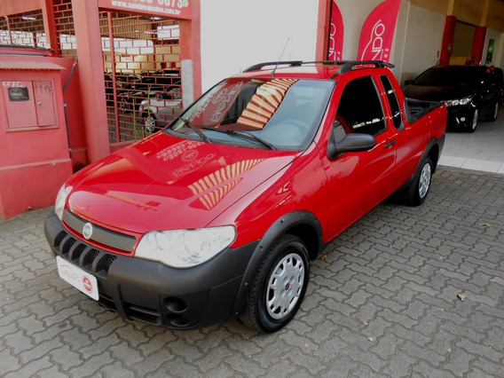 Fiat Strada 1.4 Mpi Fire Ce 8v Flex 2p Manual
