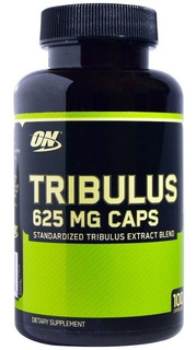 Tribulus Terrestris On 625mg 100 Cáps Optimum - E U A