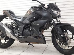 Kawasaki Z300 Cinza Com Garantia