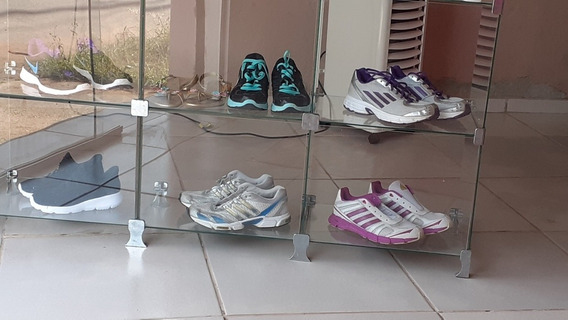 Tênis Originais Semi Novos, adidas/asics