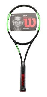 Raqueta Tenis Wilson Blade 98 16 X 19 / 18x20 Cv Baires Deportes Countervail Encordador Oficial Australian Open 2019