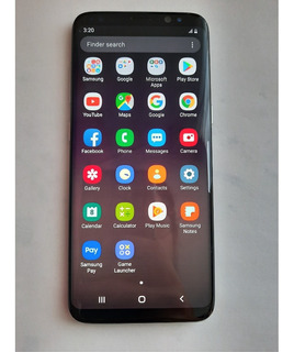 Samsung Galaxy S8 Edge 64gb 4gb Ram Exynos Octa Core