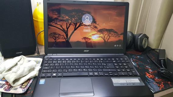Notebook Acer I5 8gb De Memoria 500gb Hd