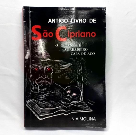Livro De São Cipriano Gigante E Verdadeiro Capa Aço (postal)